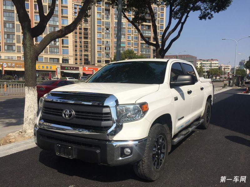 丰田坦途 [进口] 2011款 5.7L 自动 标准型