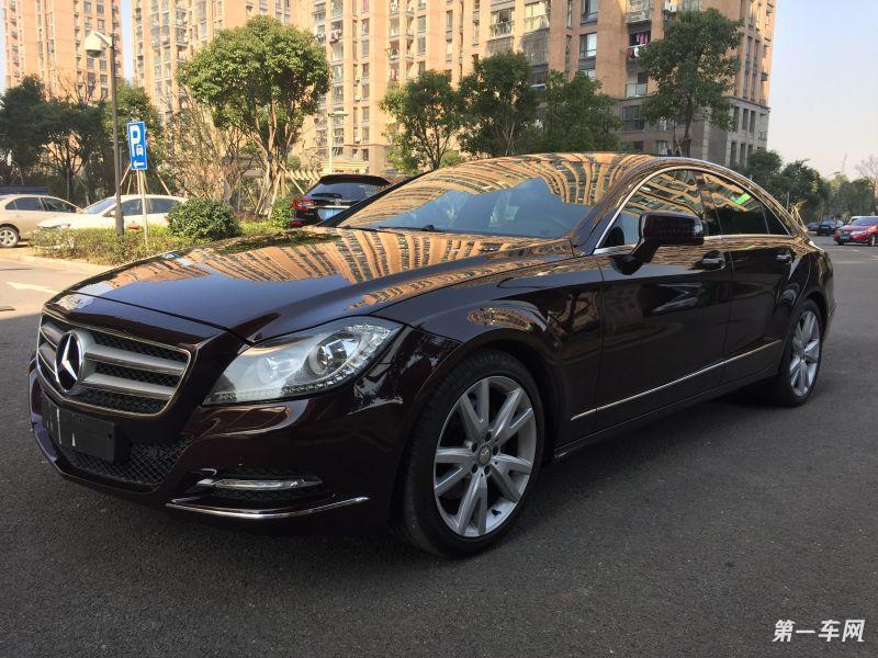 奔驰CLS级 CLS300 [进口] 2012款 3.5L 自动