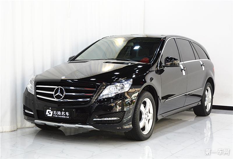 奔驰R级 R400 [进口] 2015款 3.0T 自动 商务型