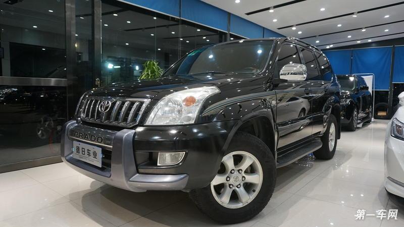 丰田普拉多 [进口] 2009款 4.0L 自动 四驱