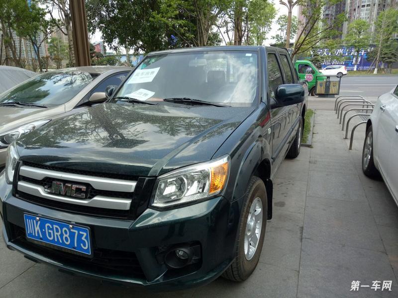 江铃宝典 2016款 2.8T 手动 柴油 标准货箱基本型 (国Ⅳ)