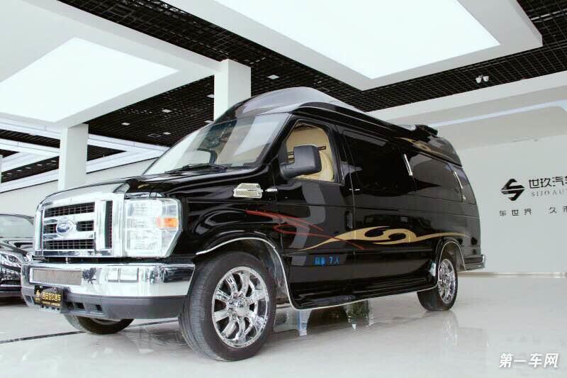 福特房车E系列 [进口] 2008款 6.8L 自动 7座