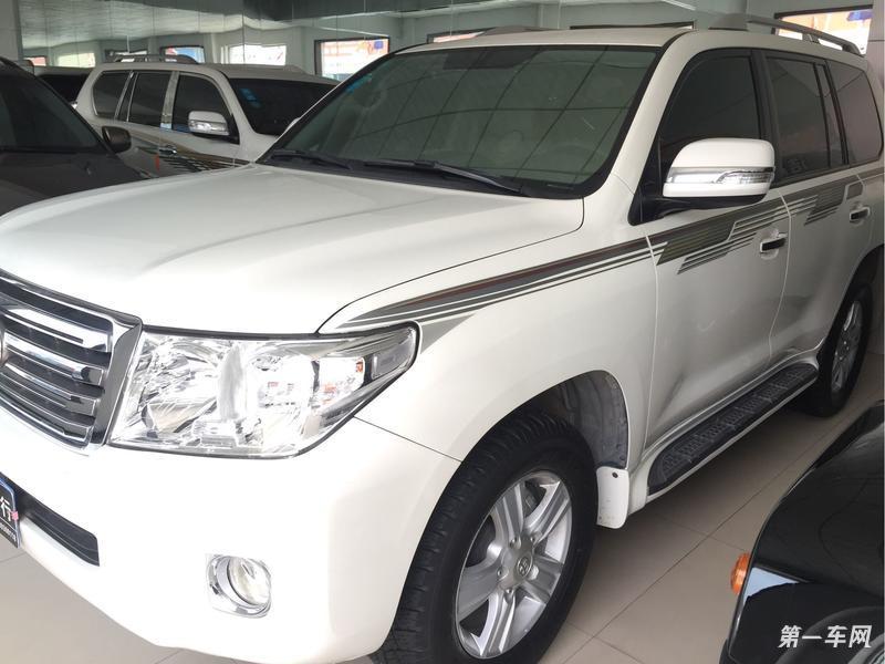 丰田兰德酷路泽 2012款 4.0L 自动 四驱 GX-R (国Ⅳ)