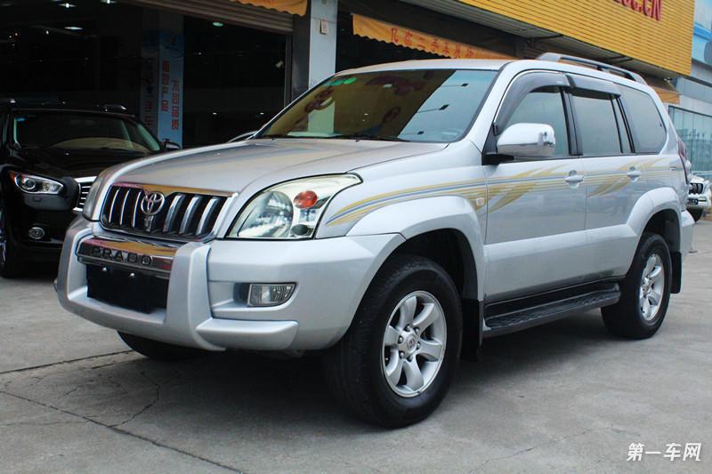 丰田普拉多 GX 2007款 4.0L 自动 四驱 豪华版 (国Ⅳ)