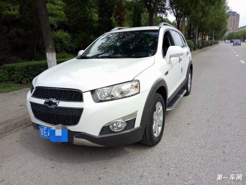 雪佛兰科帕奇 2012款 2.4L 自动 前驱 城市版 (国Ⅳ)