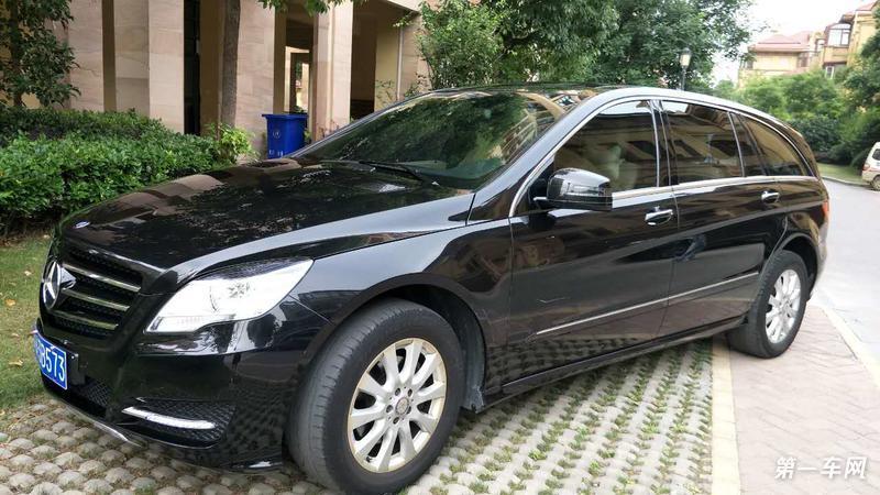 奔驰R级 R300 [进口] 2011款 3.0L 自动 豪华型加长版