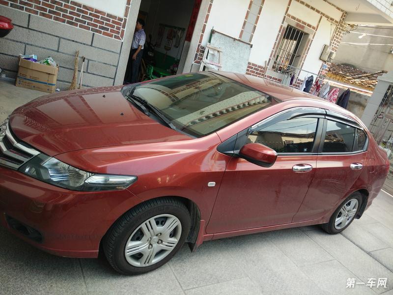 本田锋范 2012款 1.5L 手动 舒适型 (国Ⅳ)