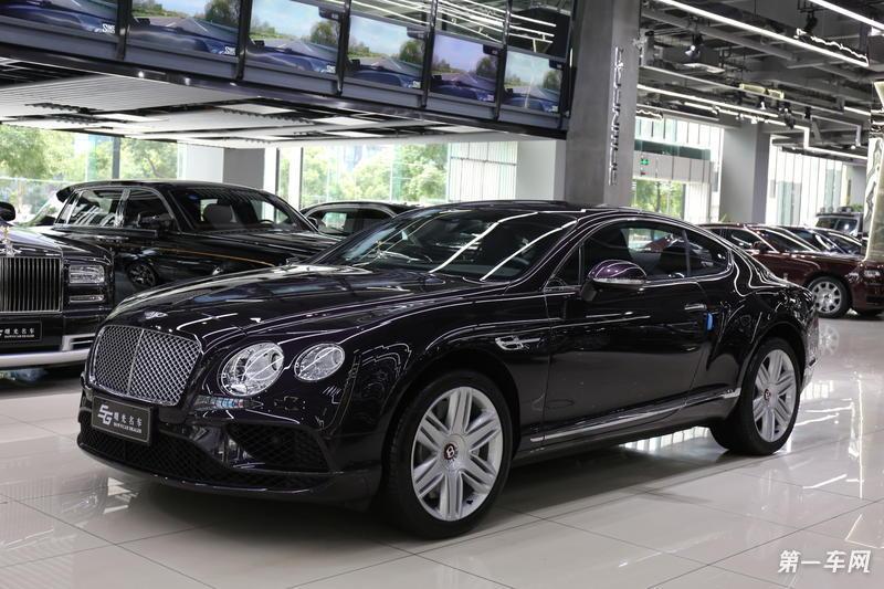 宾利欧陆 [进口] 2012款 4.0T 自动 GT