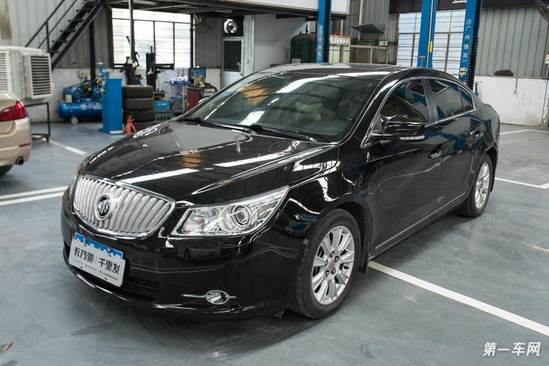 别克君越 2012款 2.4L 自动 豪雅型eAssist (国Ⅳ)