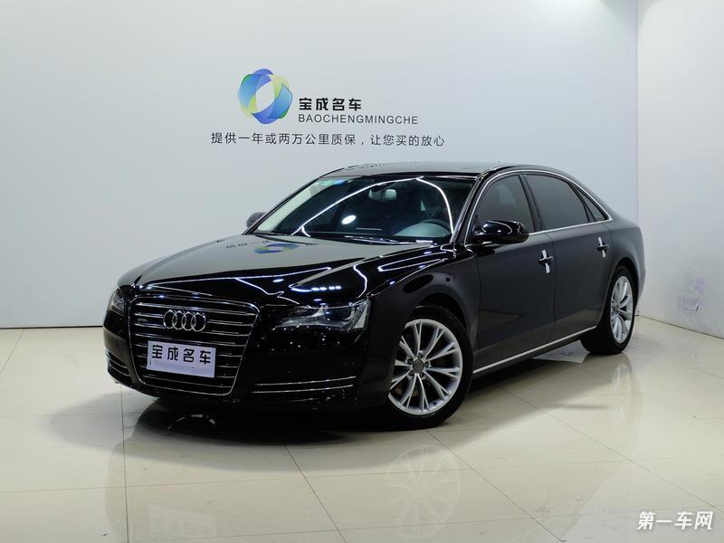 奥迪A8L 45 [进口] 2012款 3.0T 自动 舒适型