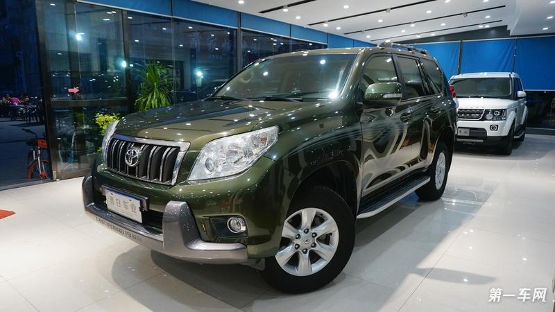 丰田普拉多 2010款 4.0L 自动 四驱 TX-L-NAVI (国Ⅳ)
