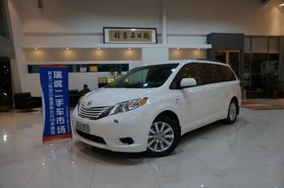 丰田塞纳 3.5L Limited美规版平行进口