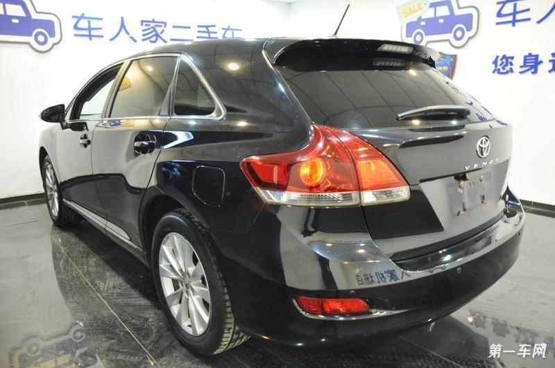 丰田威飒 [进口] 2013款 2.7l 自动 四驱 豪华版