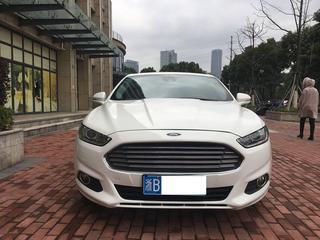 福特蒙迪欧 2017款 1.5T 自动 EcoBoost180豪华型 (国Ⅴ)
