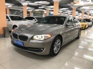 宝马5系 523Li 2012款 2.5L 自动 豪华型 (国Ⅳ)