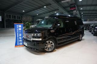 GMCSavana [进口] 2013款 5.3L 自动 7座 领袖版 (欧Ⅳ)