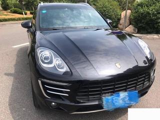 青岛保时捷Macan二手车报价 图片 第一车网