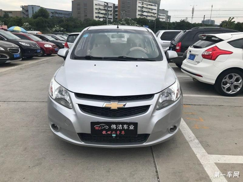雪佛兰赛欧 2011款 1.4l 自动 4门5座三厢车 幸福版 (国Ⅳ)