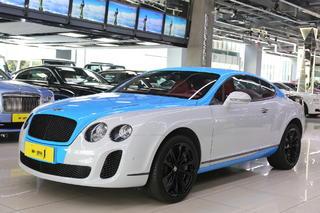 宾利欧陆 [进口] 2009款 6.0T 自动 Supersport