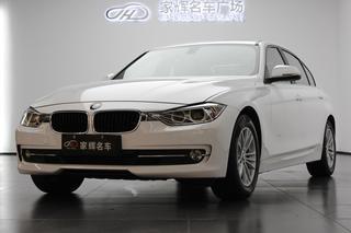 宝马3系 320Li 2013款 2.0T 自动 汽油 风尚设计套装 (国Ⅳ)