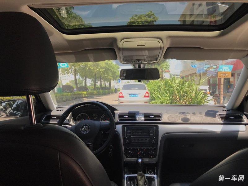 大众帕萨特 2010款 1.8t 自动 汽油 尊荣版 (国Ⅳ)