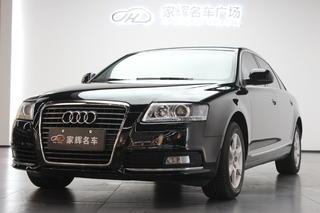 奥迪A6L TFSI 2010款 2.0T 自动 标准型 (国Ⅳ)