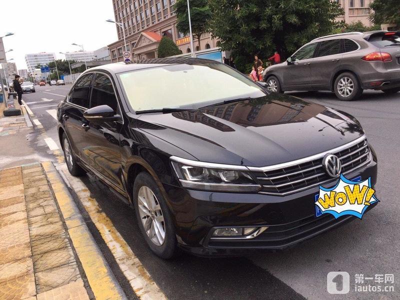 大众帕萨特 2017款 1.8t 自动 汽油 330tsi尊荣版 (国Ⅴ)