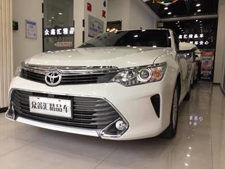 丰田凯美瑞 2016款 2.0L 自动 领先版 (国Ⅴ)