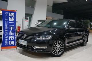 大众帕萨特 2014款 1.8T 自动 汽油 至尊版 (国Ⅳ)