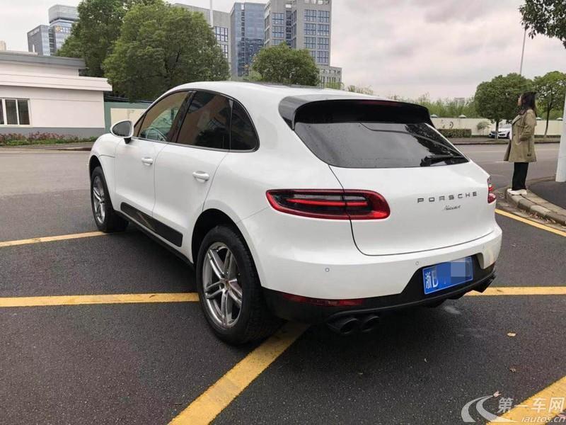 保时捷Macan [进口] 2017款 3.0T 自动 四驱 S (欧Ⅴ)