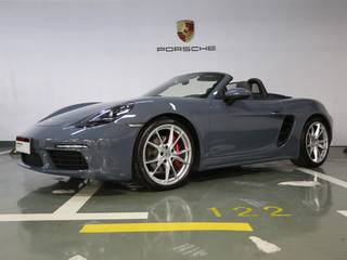 Boxster S-2.5T-A/MT-718-S双离合