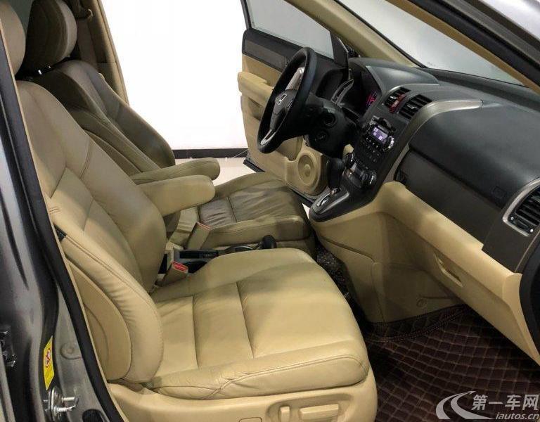 本田CR-V 2007款 2.4L 自动 四驱 尊贵型 (国Ⅲ)