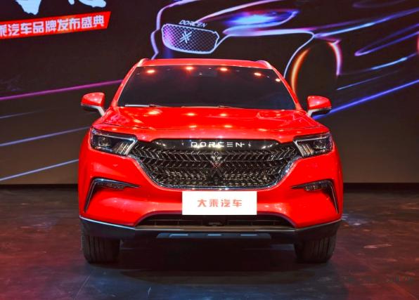 大乘G60s紧凑型SUV 起售价为5.99万元 2019年上市