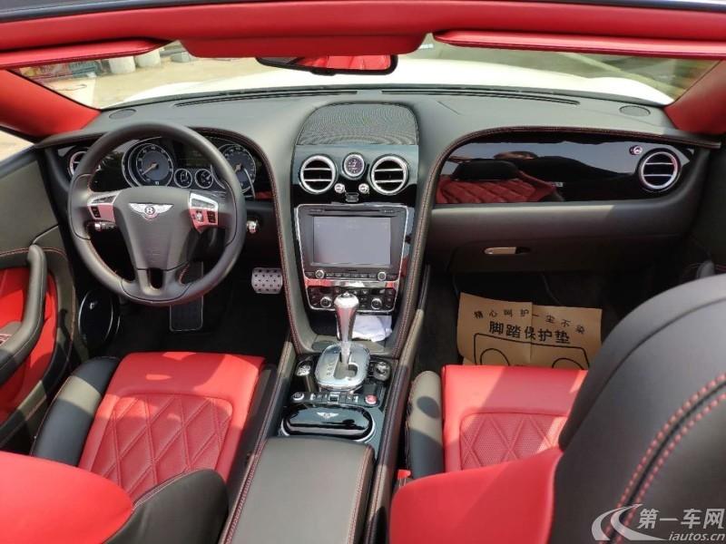 宾利欧陆 [进口] 2013款 6.0T 自动 Speed (欧Ⅳ)