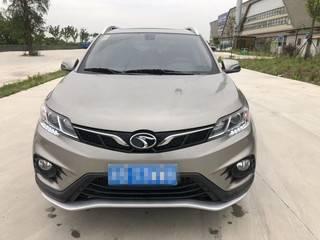 东南DX3 1.5T 自动 豪华型