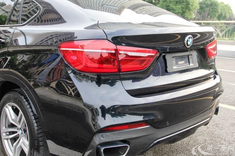 宝马X6 35i [进口] 2016款 3.0T 自动 四驱 汽油 基本型欧规版平行进口 (欧Ⅴ)