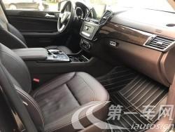 奔驰GLS级 GLS400 [进口] 2018款 3.0T 自动 动感型