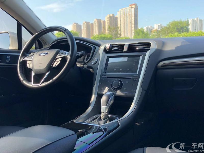 福特蒙迪欧 2013款 2.0T 自动 GTDi200时尚型 (国Ⅳ)
