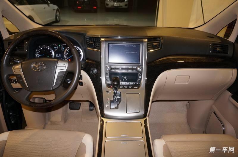丰田埃尔法 [进口] 2013款 3.5L 自动 7座 尊贵版