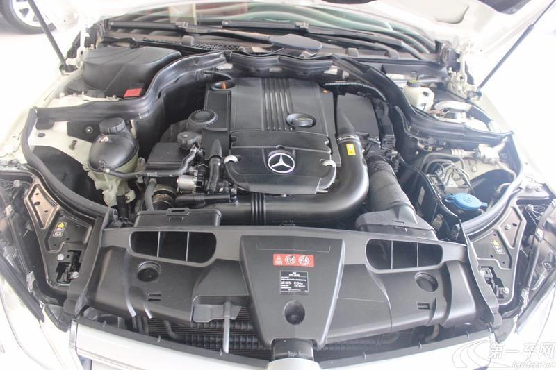 奔驰E级Coupe E260 [进口] 2011款 1.8T 自动