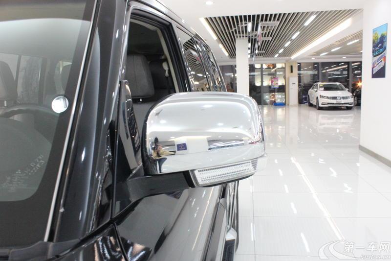 三菱帕杰罗 [进口] 2015款 3.0L 自动 四驱 精英超越版
