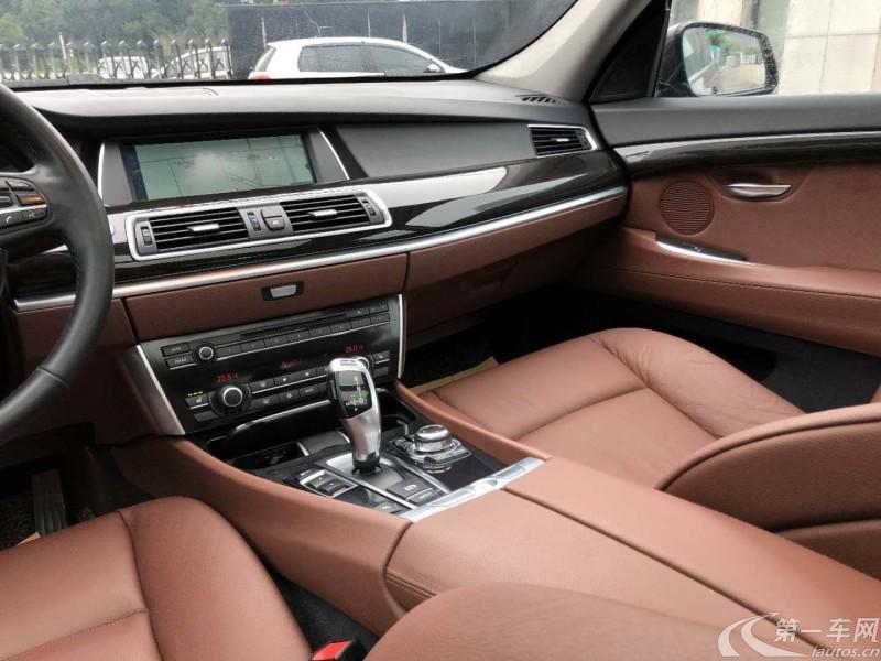 宝马5系GT 535i [进口] 2011款 3.0T 自动 汽油 豪华型