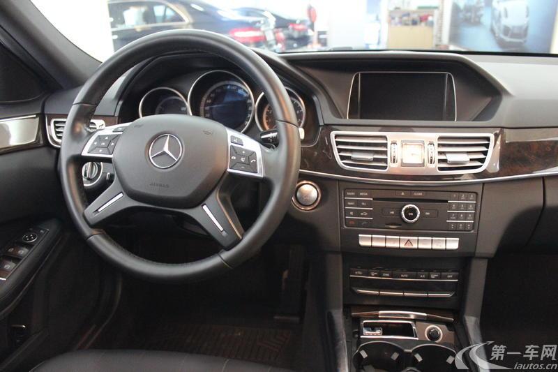 奔驰E级 E180L 2015款 2.0T 自动 汽油 改款 (国Ⅴ)