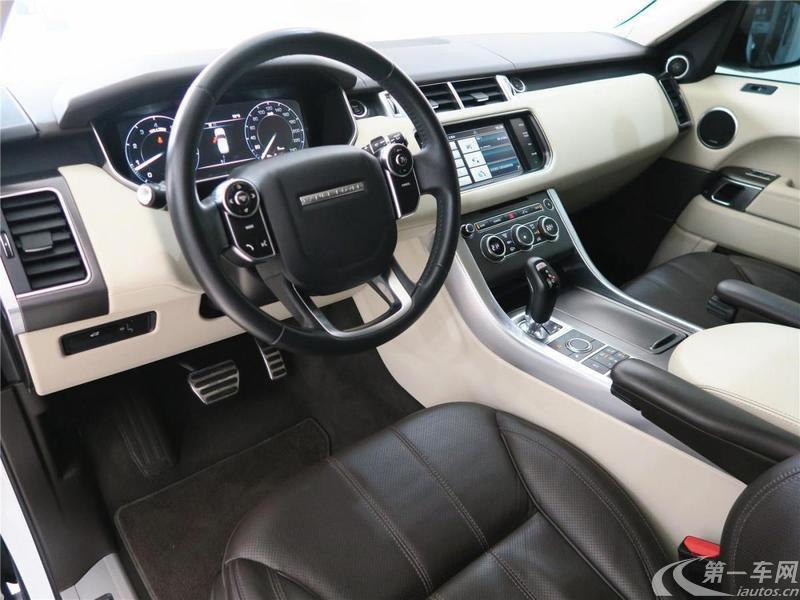路虎揽胜运动版 [进口] 2015款 3.0T 自动 四驱 HSE-Dynamic