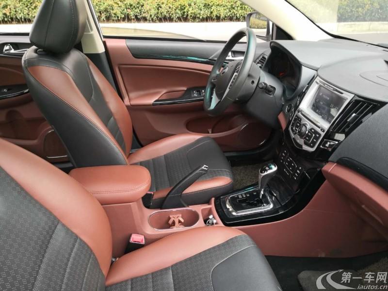 比亚迪速锐 2015款 1.5L 自动 舒适型 (国Ⅴ)