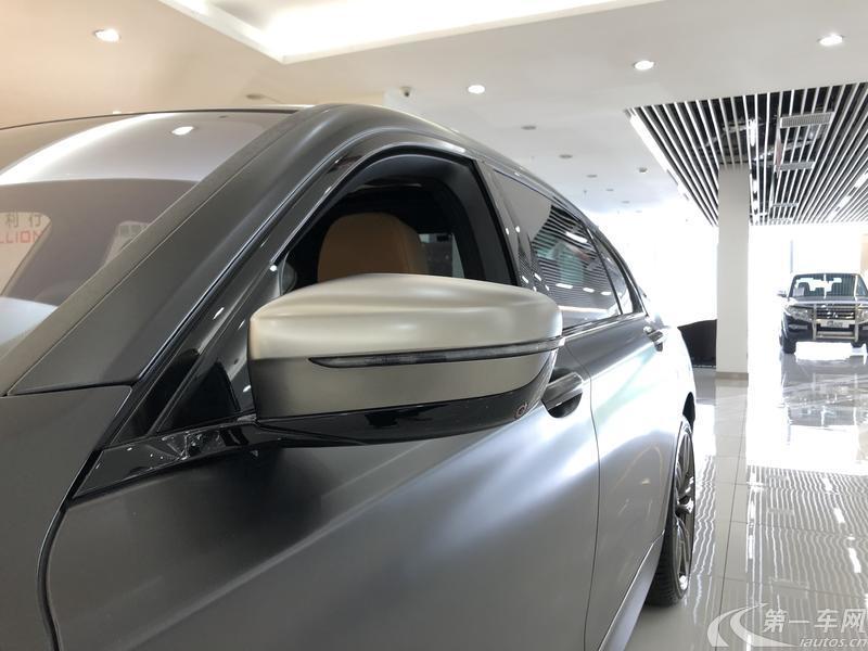 宝马7系 M760Li [进口] 2017款 6.6T 自动 汽油