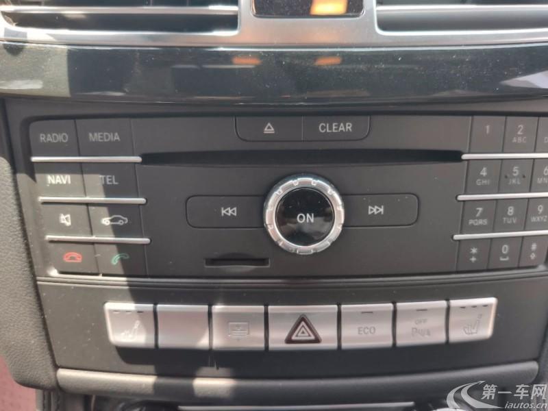 奔驰CLS级 CLS320 [进口] 2015款 3.0T 自动