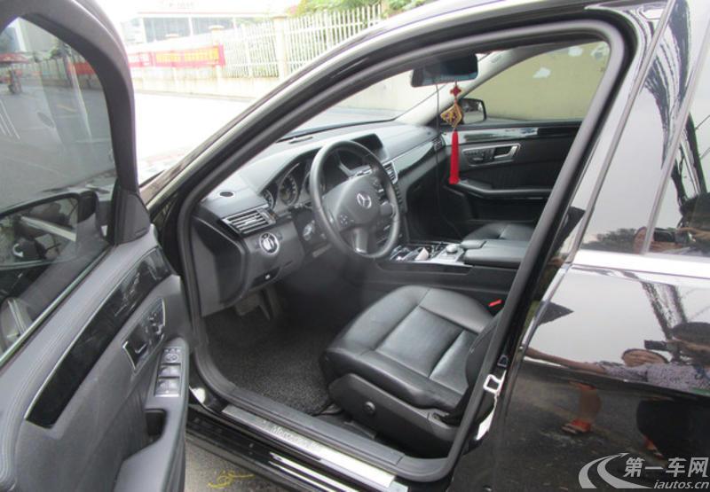 奔驰GLK GLK300 2012款 3.0L 自动 汽油 豪华型 (国Ⅳ)