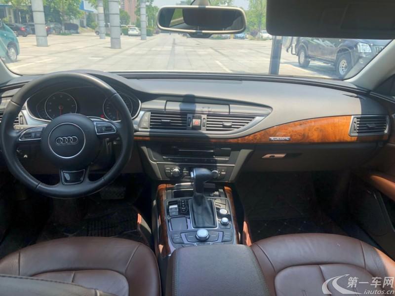 奥迪A7掀背 [进口] 2013款 3.0T 自动 豪华型