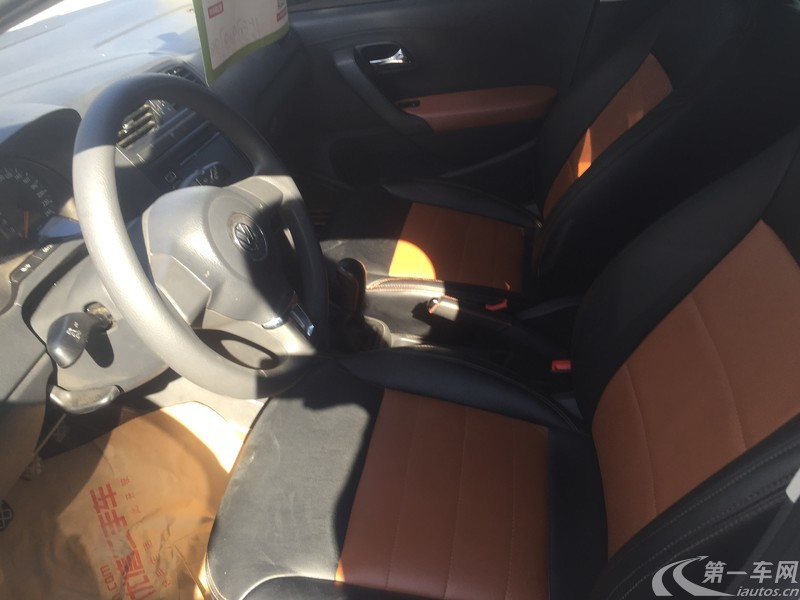 大众POLO 2013款 1.4L 手动 5门5座两厢车 舒适版 (国Ⅳ)